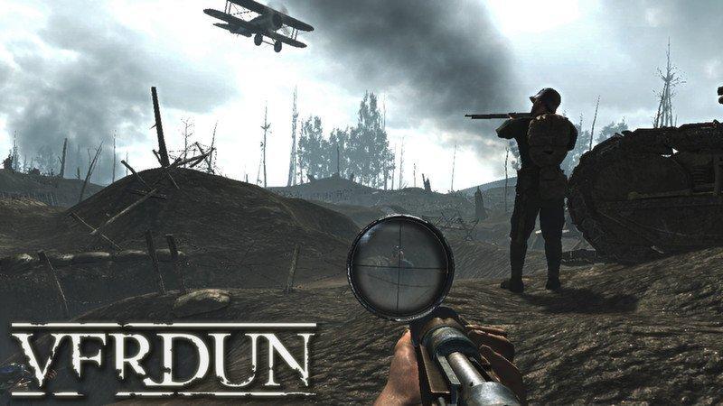 Verdun - Бесплатные выходные в Steam