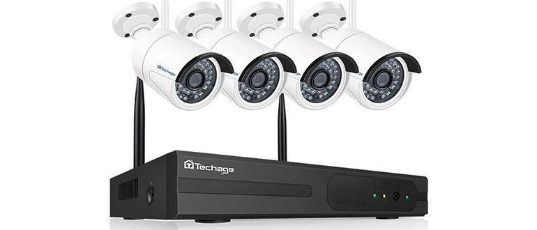 Свежая подборка товаров со скидкой из разных магазинов - Комплект системы видеонаблюдения, Смартфон, Наушники и др.