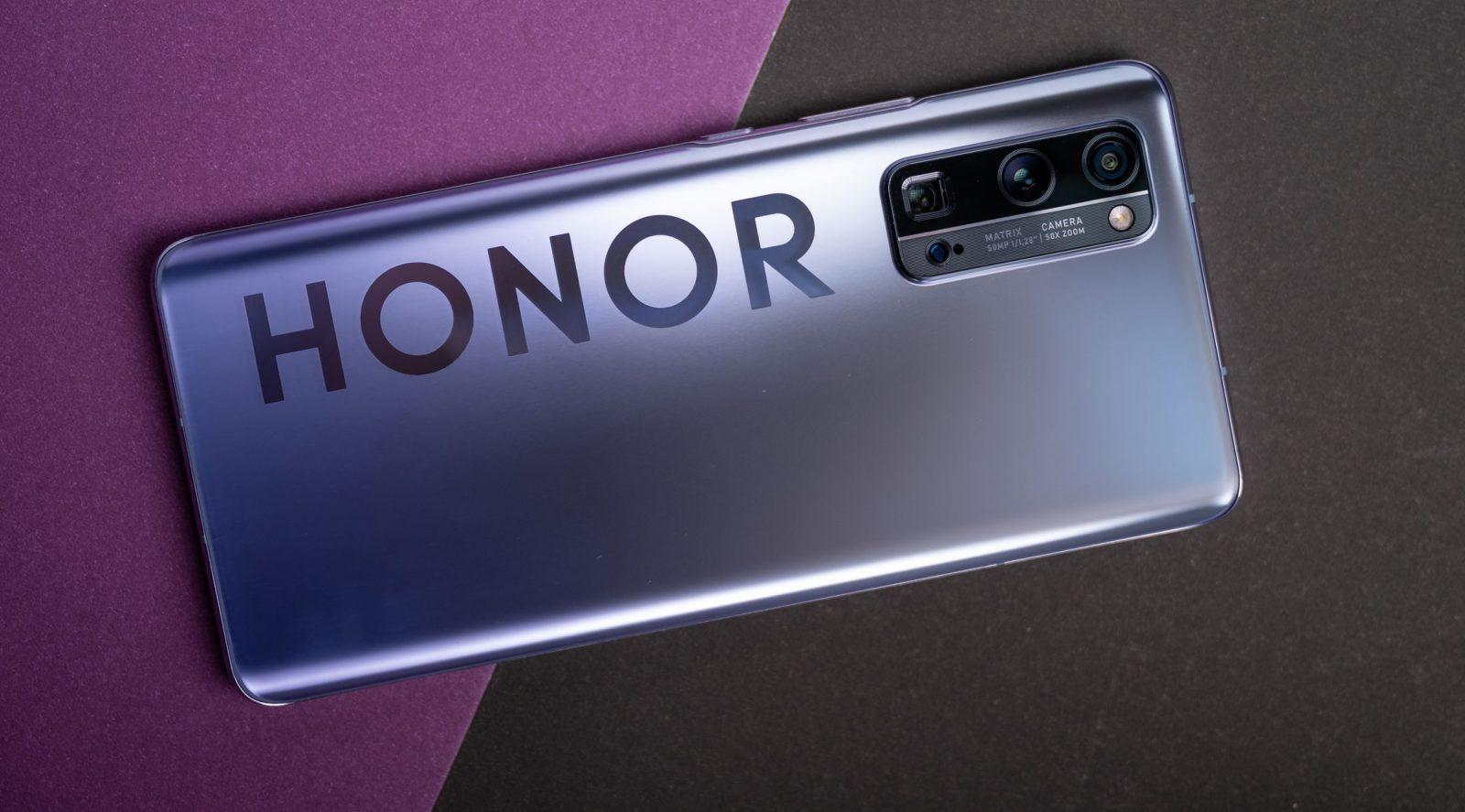 Распродажа продукции Honor