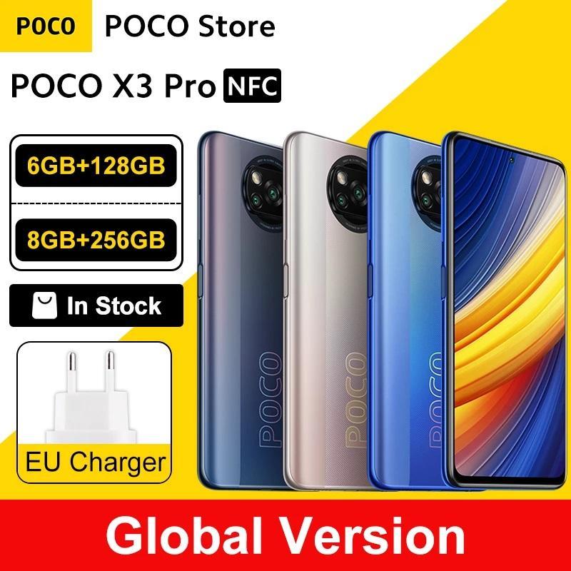 Снижение цен на смартфон Xiaomi POCO X3 Pro