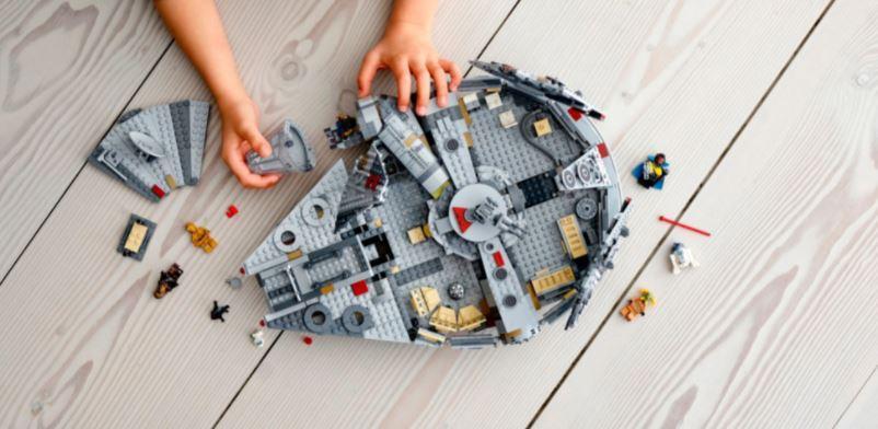 Подборка интересных товаров по акции - Конструкторы LEGO, Туалетная вода, Мойка высокого давления, Мультитул и др